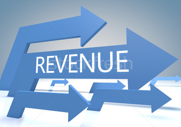 Revenue Stock photo © Mazirama