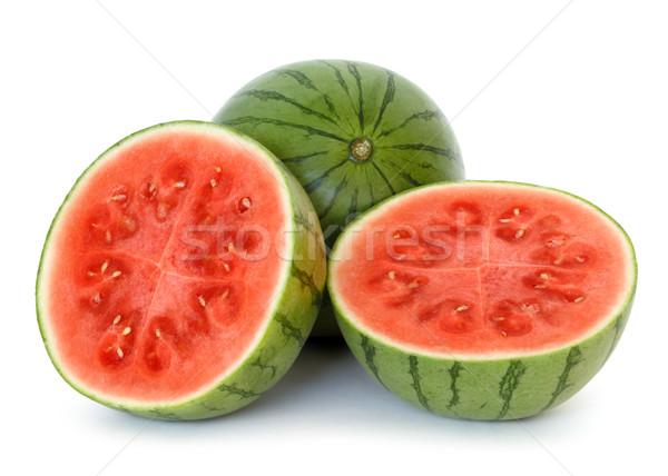 watermelon Stock photo © mblach