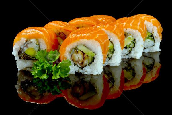sushi Stock photo © mblach