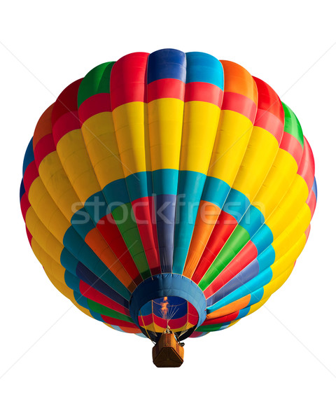 hot air balloon Stock photo © mblach