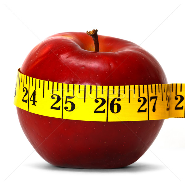 Stock photo: weight oss