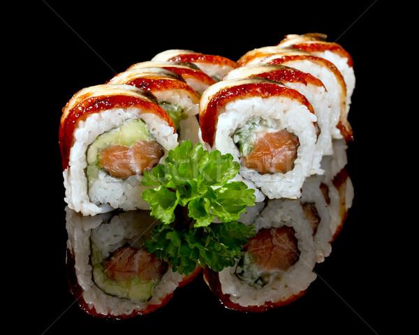 unagi sushi Stock photo © mblach