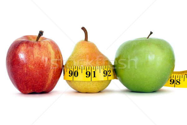 Fruits pomme fitness fruits Photo stock © mblach