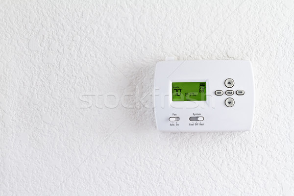 thermostat Stock photo © mblach