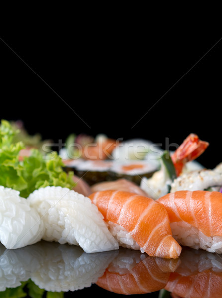 Sushi Stock photo © mblach