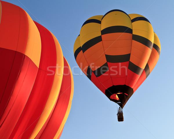hot air balloons Stock photo © mblach