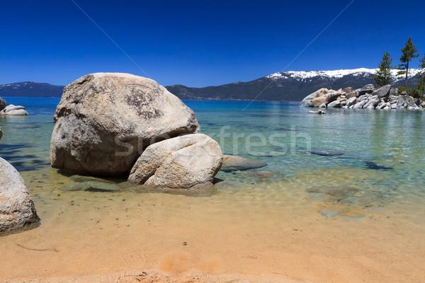 Lake Tahoe Stock photo © mblach