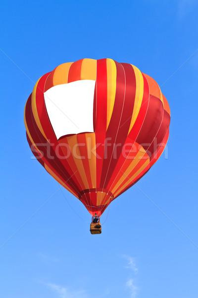 hot air balloon Stock photo © mblach