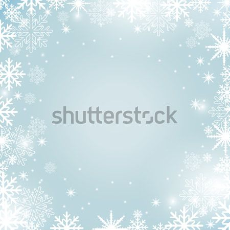 Christmas background in pastel colors Stock photo © mcherevan