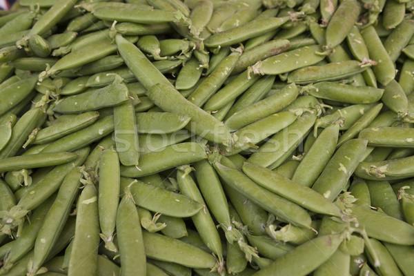 Vers zoete paprika markt natuurlijke vruchten Stockfoto © mcherevan