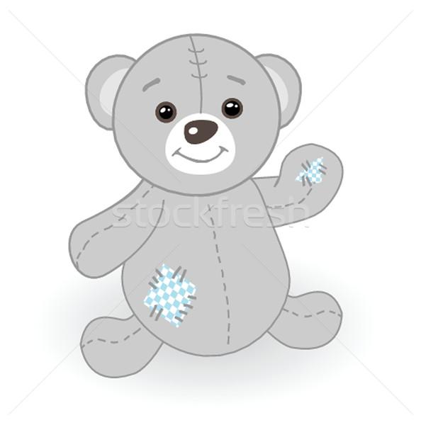 Giocattoli orsacchiotto baby amore felice giocattolo Foto d'archivio © mcherevan