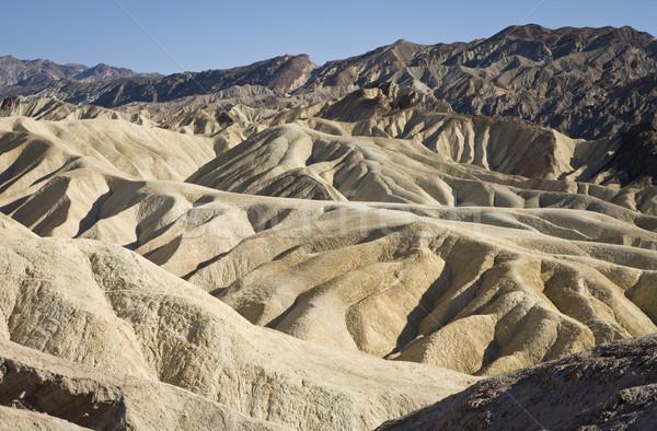 Punt dood vallei park Californië USA Stockfoto © mdfiles