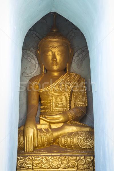 仏 像 ミャンマー ビルマ 東南アジア ストックフォト © mdfiles
