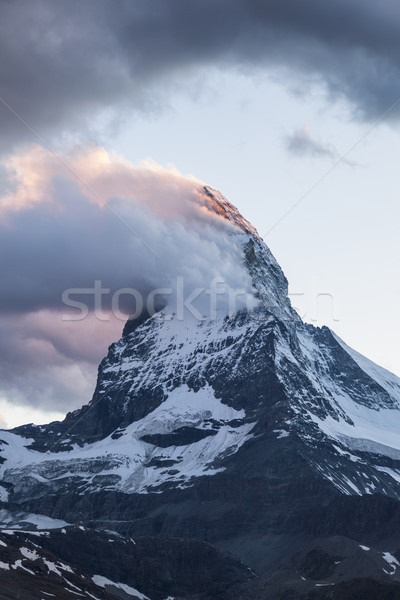 Matterhorn Stock photo © mdfiles