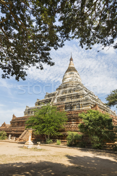 Shwesandaw Pagoda Stock photo © mdfiles