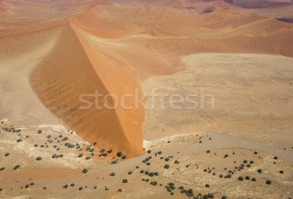 çöl fotoğraf park Namibya güney Stok fotoğraf © mdfiles