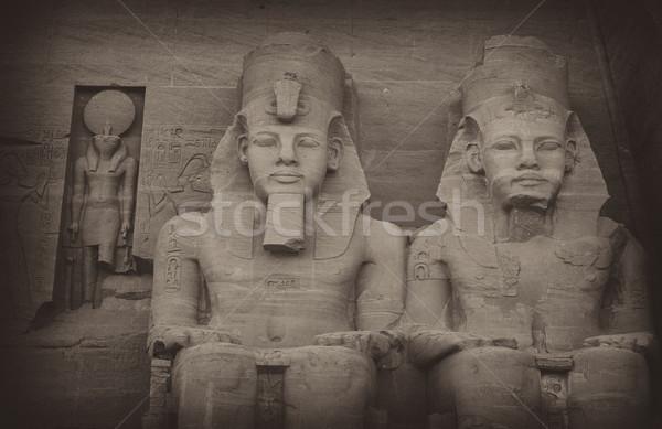 2 4 エジプト 中東 ストックフォト © mdfiles