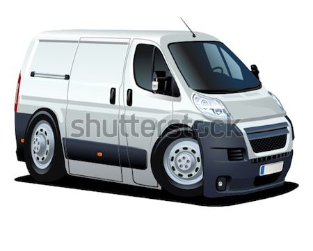 Vecteur cartoon van eps8 groupes facile Photo stock © mechanik
