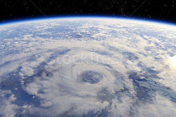 Hurricane Stock photo © mechanik