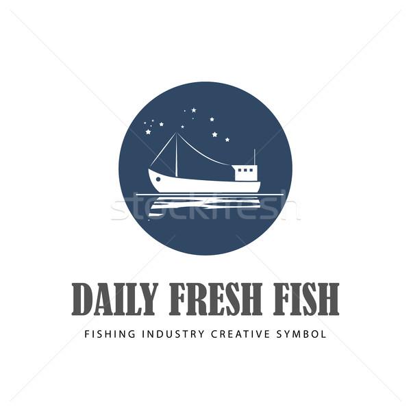 Puszka używany logos znaki Zdjęcia stock © Mediaseller
