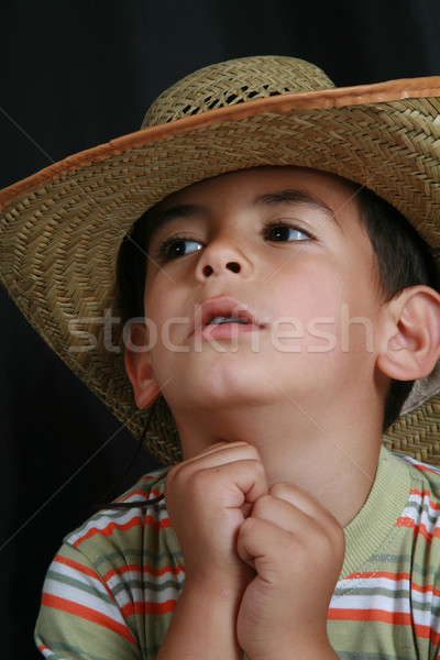 little boys Stock photo © mehmetcan