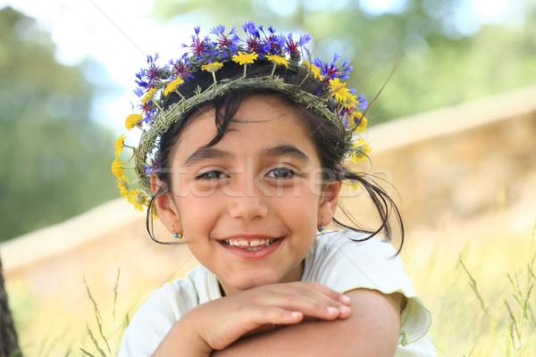girls Stock photo © mehmetcan
