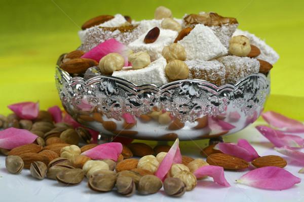 Turks Turkije voedsel markt aanwezig Stockfoto © mehmetcan