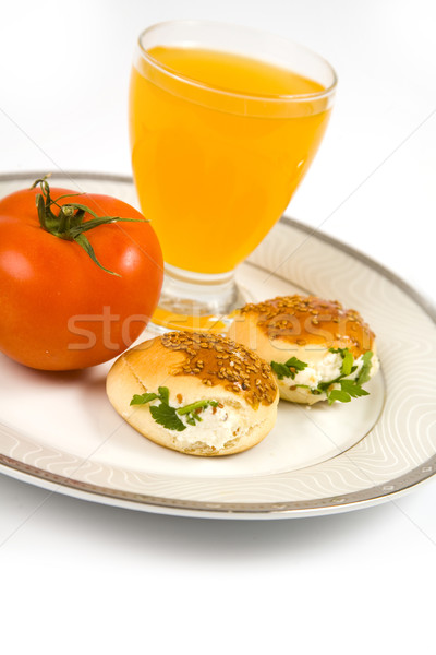 breakfast Stock photo © mehmetcan