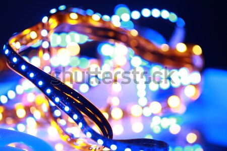 led background Stock photo © mehmetcan