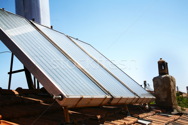 solar energy Stock photo © mehmetcan
