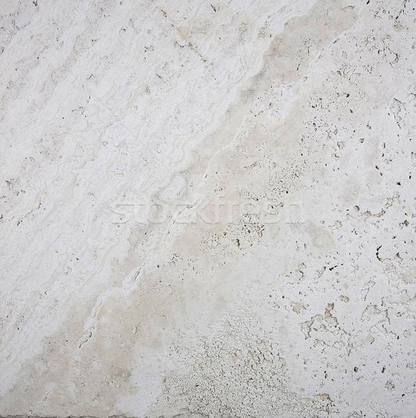 Marmer muur natuur keuken rock Rood Stockfoto © mehmetcan