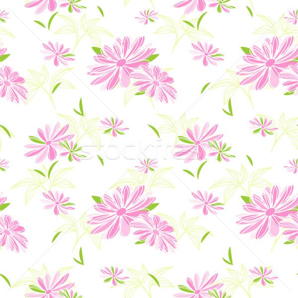 Coloré fleur wallpaper nature fond Photo stock © meikis