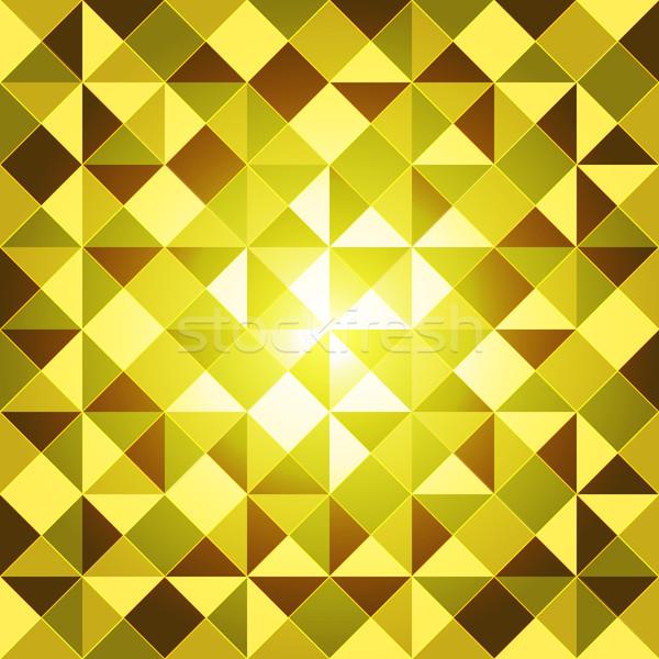 Résumé coloré géométrique motif géométrique wallpaper texture Photo stock © meikis