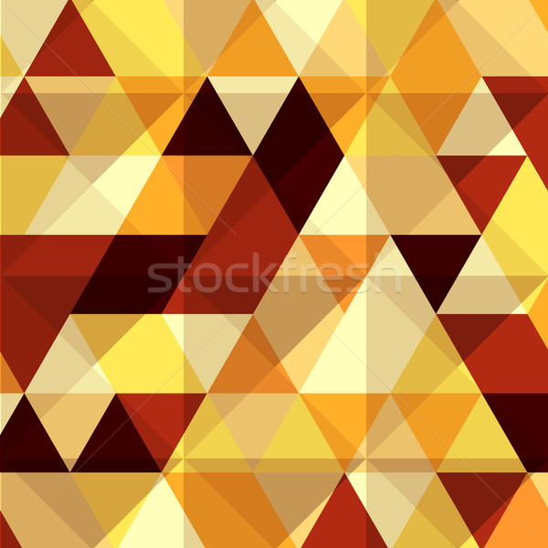Abstrato colorido polígono papel de parede textura projeto Foto stock © meikis