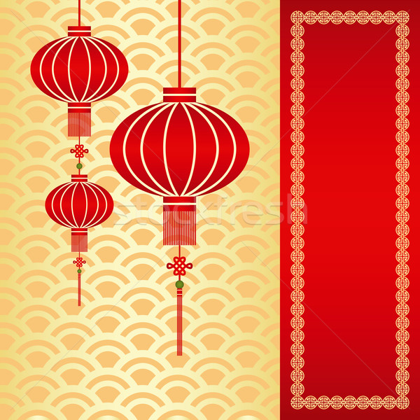 Chinese designs and patterns for lanterns