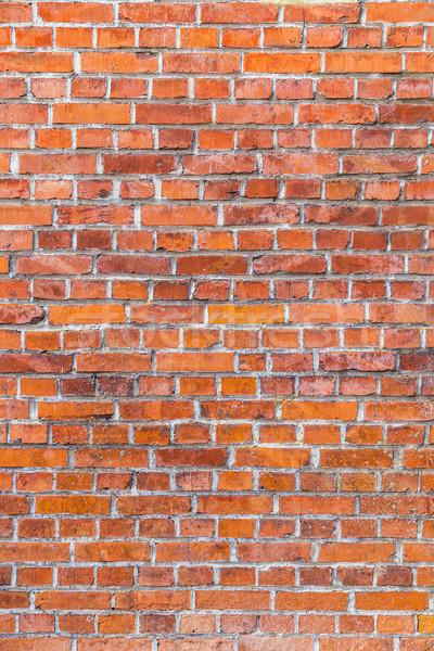 Patroon oude historisch muur harmonisch structuur Stockfoto © meinzahn