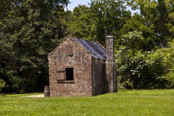 古い スレーブ サウスカロライナ州 ファーム 農業 農家 ストックフォト © meinzahn