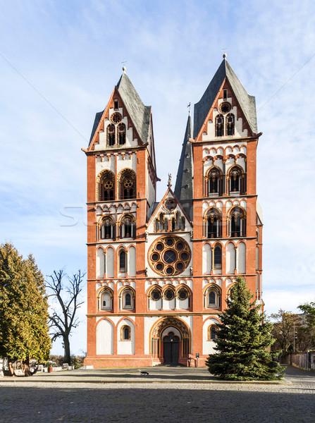 Gothic cupola Germania bella colori noto Foto d'archivio © meinzahn