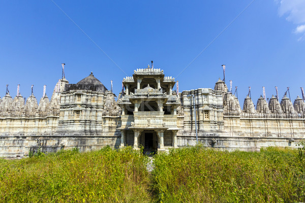 Jain Temple in Ranakpur,India  Stock photo © meinzahn