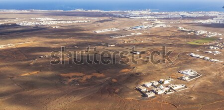 антенна ветер электростанция вулканический острове природы Сток-фото © meinzahn