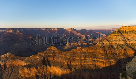 幻想的な 表示 峡谷 ポイント 南 リム ストックフォト © meinzahn