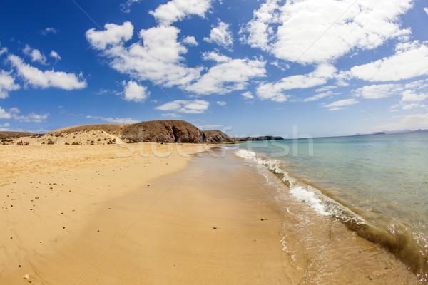 beautiful papagayo beaches  Stock photo © meinzahn