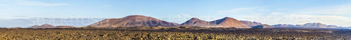 парка Канарские острова Испания острове пейзаж горные Сток-фото © meinzahn