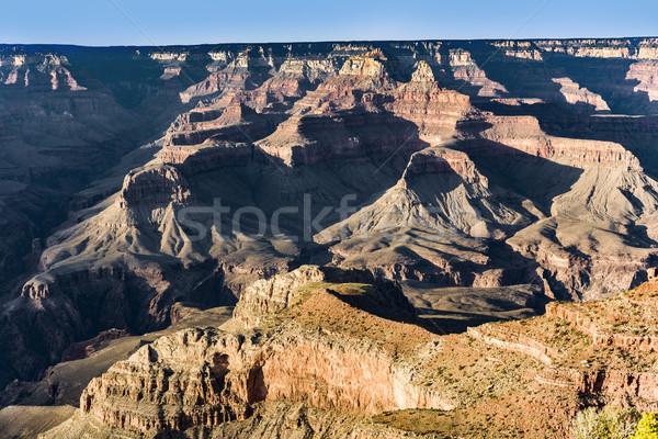 Ver desfiladeiro ponto fantástico sul Foto stock © meinzahn