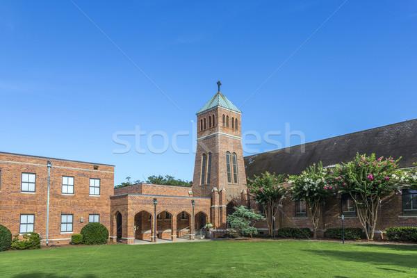 Fairhope united Methodist church  Stock photo © meinzahn