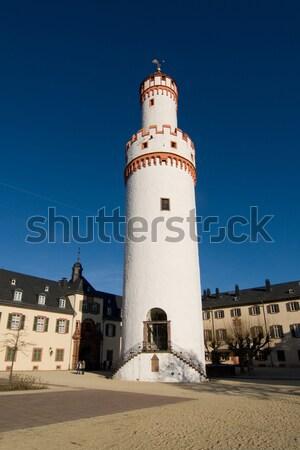 Eschenheimer Turm, Frankfurt Stock photo © meinzahn