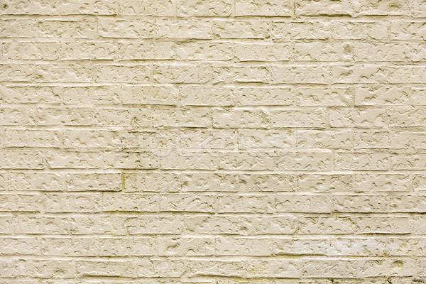Grunge brick surface. Rough background textured Stock photo © meinzahn