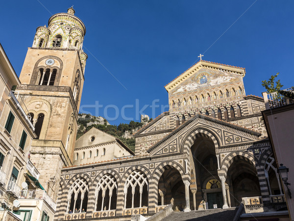 Dome of Amalfi, Italy  Stock photo © meinzahn
