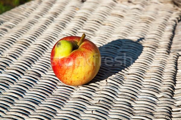 Pommes donner Fantasy fraîches intéressant Photo stock © meinzahn