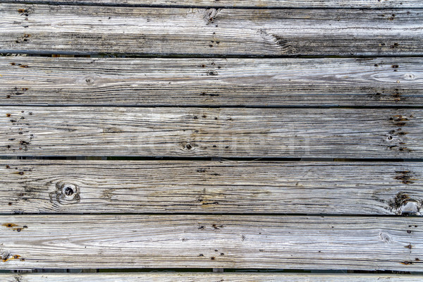 grunge gray and brown wood wall texture and background Stock photo © meinzahn